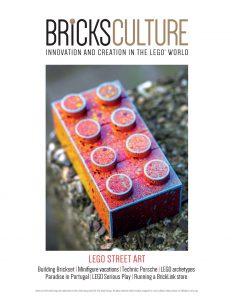 BricksCulture #6 - Lego Street Art