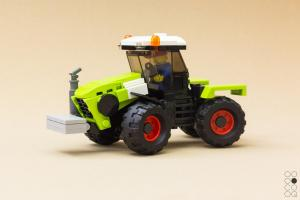 Claas Xerion-1