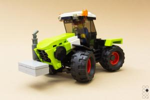 Claas Xerion-10