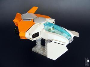 Hudson RXS [orange-white]